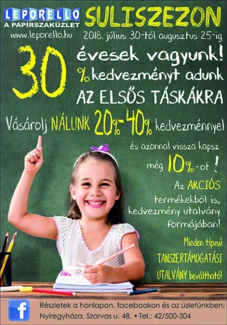 8bf98612daca 10+1 AKCIÓ! Ballagásra ajánljuk Tanároknak-Diákoknak.
